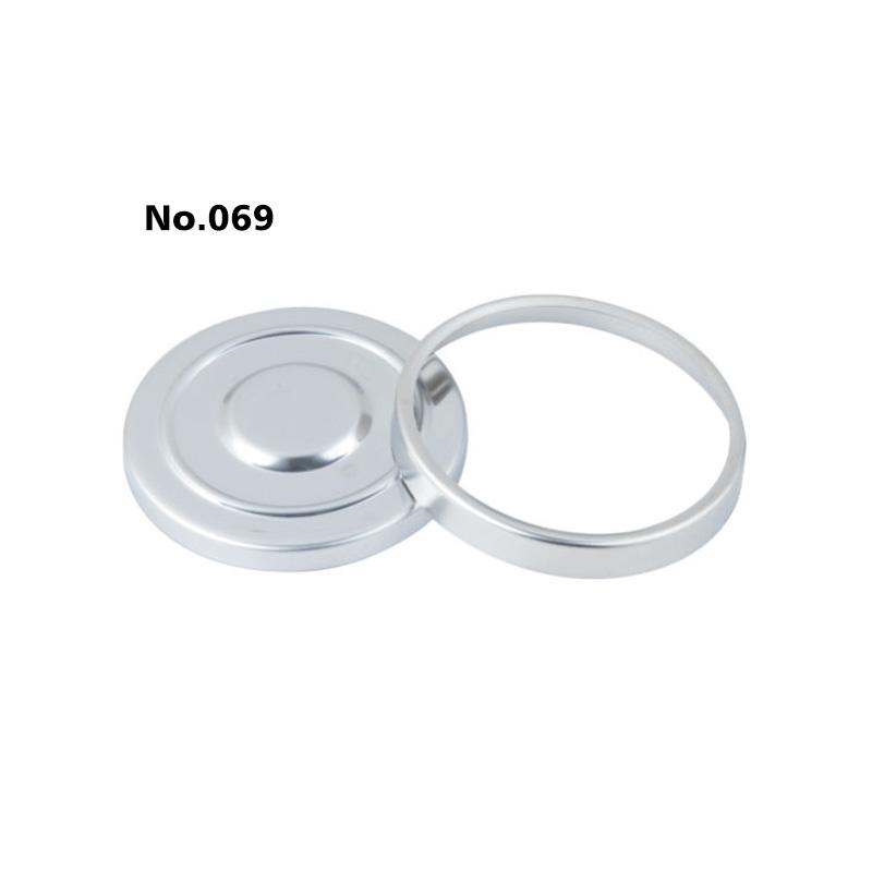 φ80 pressed thermometer gauge (304)