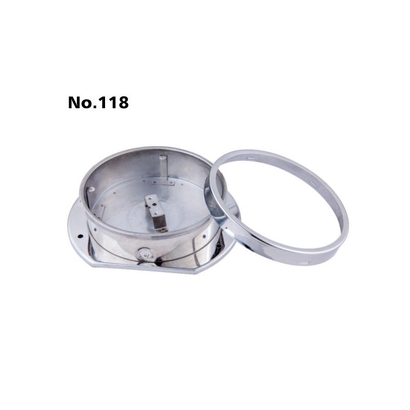 φ150*43 screw-in bottom entry with back edge 280