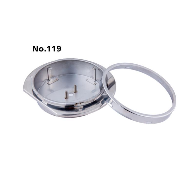 φ150*43 screw-in back entry with front edge 280