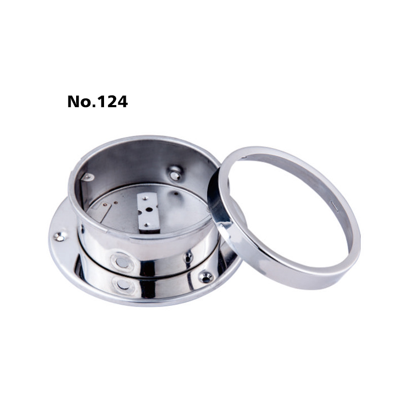 φ100*43 screw-in bottom entry with back edge 280