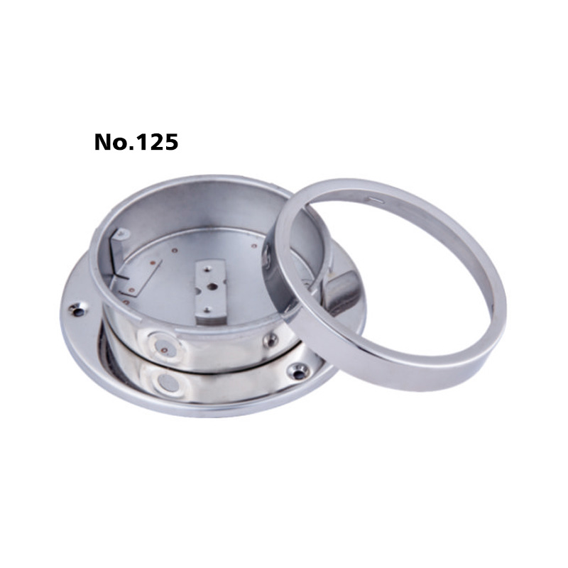 φ100*43 screw-in bottom entry with front edge 280