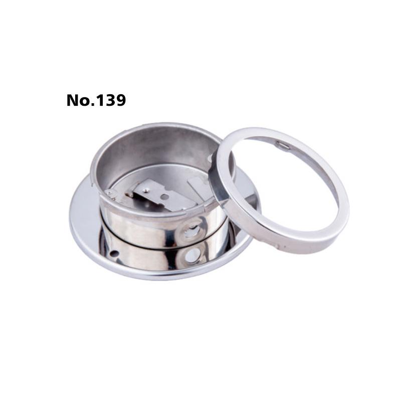 φ75*31 screw-in bottom entry with back edge