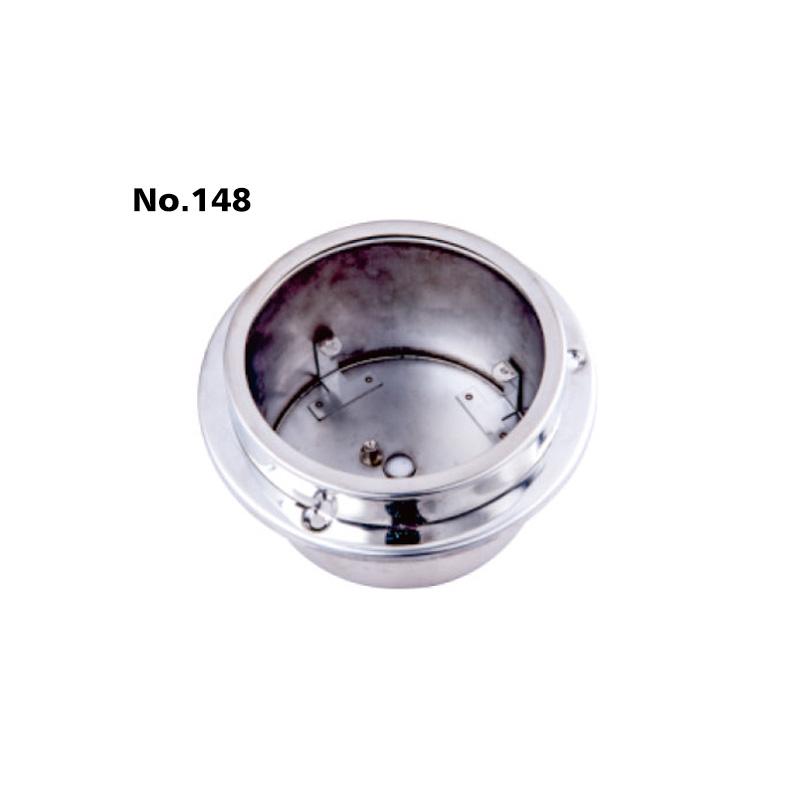 φ100*67 screw-in back entry with front edge 288
