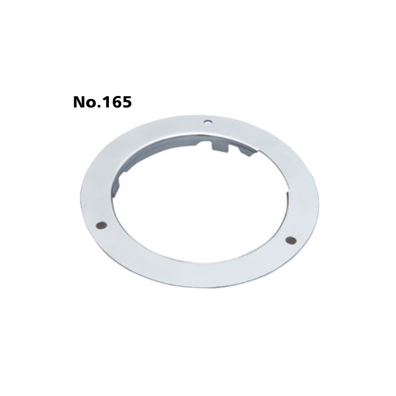 Y100 bayonet back flange for bottom entry