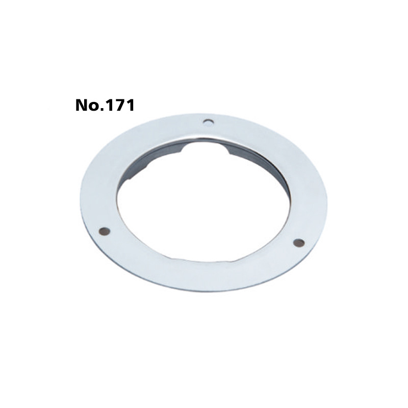 Y60 bayonet back flange for bottom entry