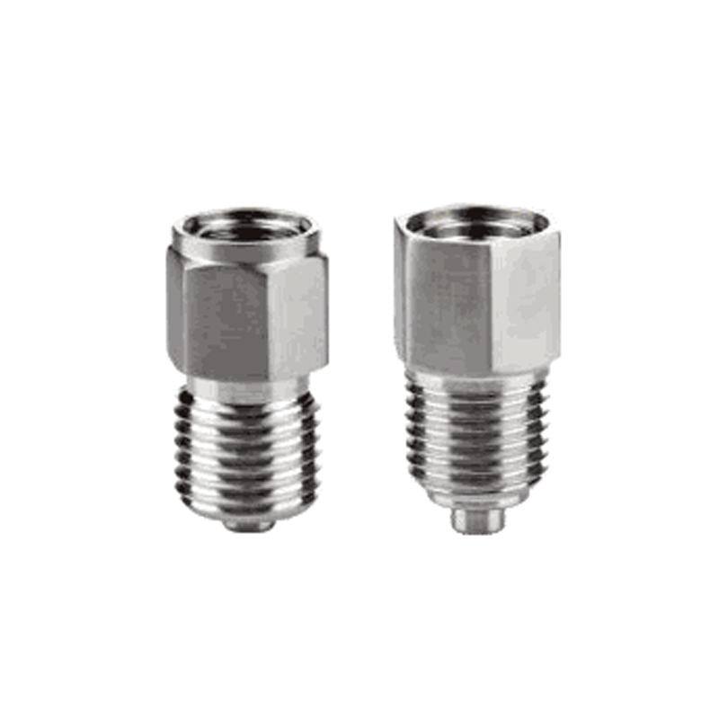 Stainless steel gauge socket