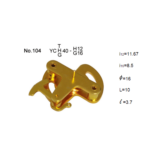OEM Stainless steel Brass instrument Movement