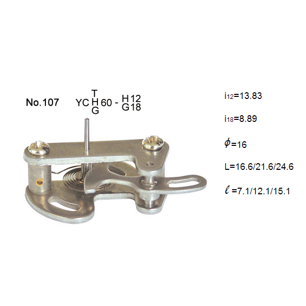 OEM stainless steel ss304 2.5 inch Movement Accessories